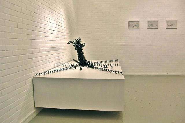 La Terreur - Faisel saro - Galerie Noord 6(1024x768)